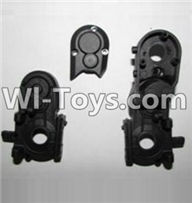 XinleHong Toys 9120 Parts-SJ15 The Rear gear box Cover,JYRC XinleHong Toys 9120 Racing Sprint RC Monster Truck Spare parts Accessories,9120 1:12 4WD Brush High Speed Buggy Parts