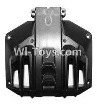 XinleHong Toys 9120 Parts-SJ18 The Rear Upper Cover,JYRC XinleHong Toys 9120 Racing Sprint RC Monster Truck Spare parts Accessories,9120 1:12 4WD Brush High Speed Buggy Parts