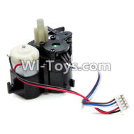 XinleHong Toys 9120 Parts-ZJ04 The Front Steering Servo,JYRC XinleHong Toys 9120 Racing Sprint RC Monster Truck Spare parts Accessories,9120 1:12 4WD Brush High Speed Buggy Parts