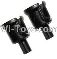 XinleHong Toys 9120 Parts-WJ05 Differential Speed Cup(2pcs),JYRC XinleHong Toys 9120 Racing Sprint RC Monster Truck Spare parts Accessories,9120 1:12 4WD Brush High Speed Buggy Parts