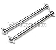 XinleHong Toys 9120 Parts-WJ06 The Drive Shaft(2pcs0,JYRC XinleHong Toys 9120 Racing Sprint RC Monster Truck Spare parts Accessories,9120 1:12 4WD Brush High Speed Buggy Parts