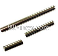 XinleHong Toys 9120 Parts-WJ11 Iron Rod for the Gear box(3pcs),JYRC XinleHong Toys 9120 Racing Sprint RC Monster Truck Spare parts Accessories,9120 1:12 4WD Brush High Speed Buggy Parts