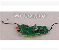 XinleHong Toys 9120 Parts-DJ05 The Transmitter Board,JYRC XinleHong Toys 9120 Racing Sprint RC Monster Truck Spare parts Accessories,9120 1:12 4WD Brush High Speed Buggy Parts