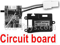 Hosim 9130 Parts-Electronic governor,Circuit board,Receiver board Parts-ZJ07,Hosim 9130 RC Car Parts