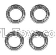 Hosim 9130 Parts-Bearing(4pcs)-6.3×9.5×3mm Parts-WJ09,Hosim 9130 RC Car Parts