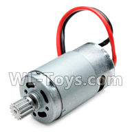 Hosim 9130 Parts-Main motor with 14T motor gear Parts-DJ01,Hosim 9130 RC Car Parts