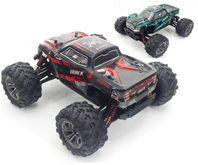 XinLeHong Toys 9145 RC Car, 1/20 Scale Brushless Off-Road Monster Truck car 2.4G 1/20 4WD Speed racing car 9145