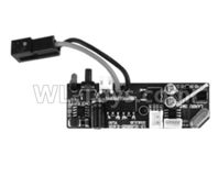 XinLeHong Toys 9145 Parts-Receiver board,Circuit board 45-ZJ08,XinLeHong Toys 9145 RC Car Parts,XinLeHong Toys 1/20 Parts