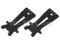 XinLeHong Toys 9145 Parts-Rear Lower Swing Arm(2pcs)-45-SJ09,XinLeHong Toys 9145 RC Car Parts,XinLeHong Toys 1/20 Parts
