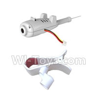 SYMA X5S X5SW X5SC Parts-76 X5SW-IFI (real-time) Aerial Camera-White & Cell phone holder clip For SYMA X5S X5SC X5SC Quadcopter UFO parts