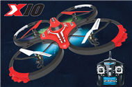 SongYang toys X10 X-10 Quadcopter SY X10 UFO rc drone Battery 2.4G rc toys