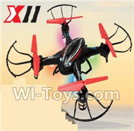 SongYang toys X11 Parts-01 BNF(Only X11 Quadcopter,No battery,No charger,No Transmitter) For the SY X11 UFO X-11 RC Quadcopter