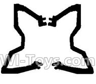 SongYang toys X11 Parts-05 Landing skid,Tripod(2pcs) For the SY X11 UFO X-11 RC Quadcopter
