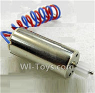 SongYang toys X11 Parts-13 Rotating Motor with red and Blue wire(1pcs) For the SY X11 UFO X-11 RC Quadcopter