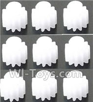 SongYang toys X11 Parts-17 Small gear(9pcs) For the SY X11 UFO X-11 RC Quadcopter