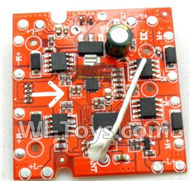 SongYang toys X11 Parts-20 Circuit board,Receiver board For the SY X11 UFO X-11 RC Quadcopter