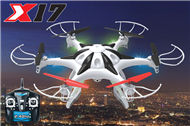SongYang toys X17 X-17 Quadcopter SY X17 UFO rc drone Battery 2 4G