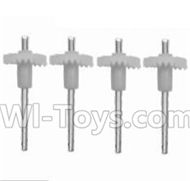 SongYang toys X18 Parts-07 Main gear with hollow pipe(4pcs) For the SY X18 UFO X-18 RC Quadcopter