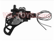 SongYang toys X2 Parts-14 Reversing-rotating Motor Assembly For the SongYang toys X2 RC Quadcopter UFO,Drone,helicopter parts