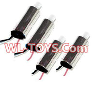 SongYang toys X2 Parts-16 rotating Motor(2pcs) & Reversing-rotating Motor(2pcs) For the SongYang toys X2 RC Quadcopter UFO,Drone,helicopter parts