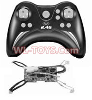 SongYang toys X2 Parts-29 Transmitter & Circuit board For the SongYang toys X2 RC Quadcopter UFO,Drone,helicopter parts