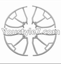 SongYang toys X22 Parts-04 Outer protect frame(4pcs) For the SY X22 UFO X-22 RC Quadcopter