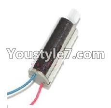 SongYang toys X22 Parts-17 Rotating Motor with red and blue wire(1pcs) For the SY X22 UFO X-22 RC Quadcopter
