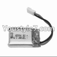 SongYang toys X22 Parts-22 Upgrade 3.7v 380mah battery(1PCS) For the SY X22 UFO X-22 RC Quadcopter