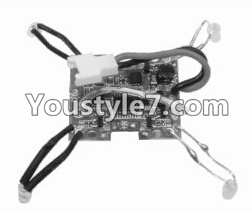 SongYang toys X22 Parts-34 Receiver board,Circuit board For the SY X22 UFO X-22 RC Quadcopter