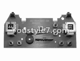 SongYang toys X22 Parts-35 Transmitter board For the SY X22 UFO X-22 RC Quadcopter