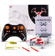 SongYang toys X23 RC Quadcopter,RC Mini Drone-Red
