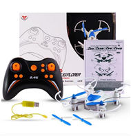 SongYang toys X23 RC Quadcopter,RC Mini Drone-Blue