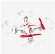 SongYang toys X24 RC Quadcopter,SY X24 RC Mini Drone-Red