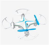SongYang toys X24 RC Quadcopter,SY X24 RC Mini Drone-Blue