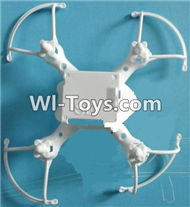 SongYang Toys X24 Spare Parts-05 Bottom shell cover,SY X24 RC Quadcopter Spare parts Accessories,SongYang Toys X24 RC Drone Replacement Parts