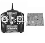SongYang toys X25 Parts-27 Transmitter & Circuit board For the SY X25 UFO X-25 RC Quadcopter