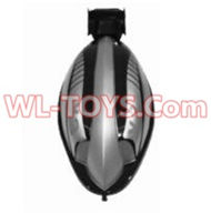 SongYang toys X3 Parts-01 Upper shell cover,Canopy for the SongYang X3 Quadcopter SY X3 UFO rc drone