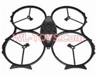 SongYang toys X3 Parts-02 Outer protect frame for the SongYang X3 Quadcopter SY X3 UFO rc drone