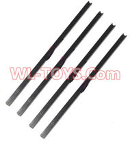 SongYang toys X3 Parts-06 Square tube components(4pcs) for the SongYang X3 Quadcopter SY X3 UFO rc drone