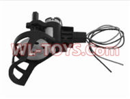 SongYang toys X3 Parts-14 Reversing-rotating Motor Assembly for the SongYang X3 Quadcopter SY X3 UFO rc drone
