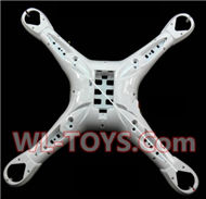 SongYang toys X6 Parts-03 Bottom shell cover,Bottom canopy