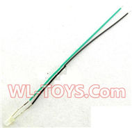 SongYang toys X6 Parts-25 Light wire for the Main body