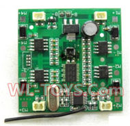 SongYang toys X6 Parts-28 Receiver board,Circuit board