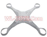 SongYang toys X7 Parts-03 Bottom shell cover,Bottom canopy