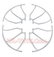 SongYang toys X7 Parts-04 Outer protect frame(4pcs)