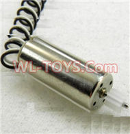 SongYang toys X7 Parts-13 Reversing-rotating Motor with Black and white wire(1pcs)