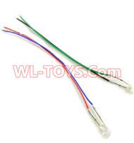 SongYang toys X7 Parts-15 Light wire for the Quadcopter(2pcs)