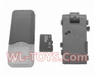 SongYang toys X7 Parts-31 Camera unit(Include the 1,200,000 Pixels camera,Memory card,USB Reader)