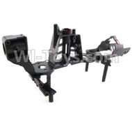 Subotech S900 Parts-12 Main body frame For Toruk arokto Subotech S900 helicopter parts
