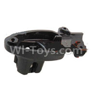 Subotech S900 Parts-20 Bottom Tail motor cover For Toruk arokto Subotech S900 helicopter parts